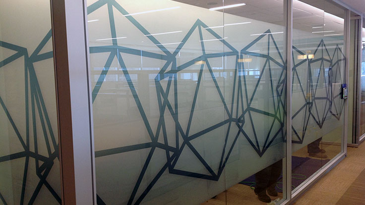 3M Commercial FASARA Decorative Window Films